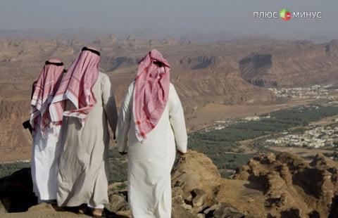 Нефть дорожает на4% назаявленииРФ иСаудовской Аравии