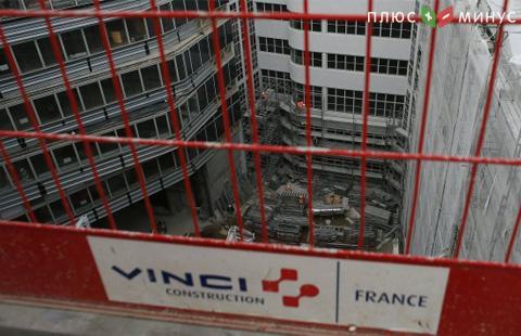 Ложный пресс-релиз обрушил акции строительной компании VinciSA