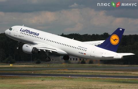 Lufthansa согласилась спрофсоюзами