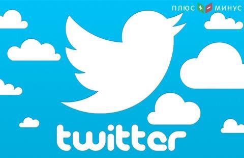 Социальная сеть Twitter впервый раз отчитался опадении квартальной выручки с2013 года