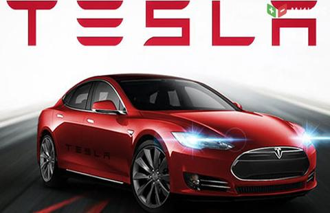 Размещены официальные фото электромобиля Tesla Model 3