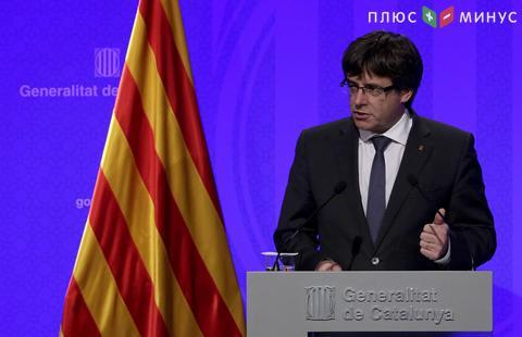 Испанские банки собираются уйти изКаталонии