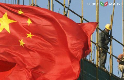 Официальный индустриальный PMI Китая неожиданно снизился ксередине зимы
