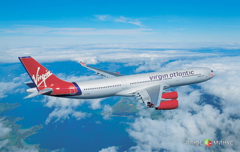 Virgin Atlantic откроет рейс Лондон-Манчестер