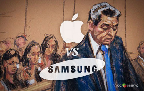 Samsung VS Apple: Снова в суд